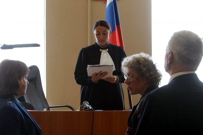 Октябрьский районный суд судья Елена Николаева дело о референдуме по Исаакиевскому собору