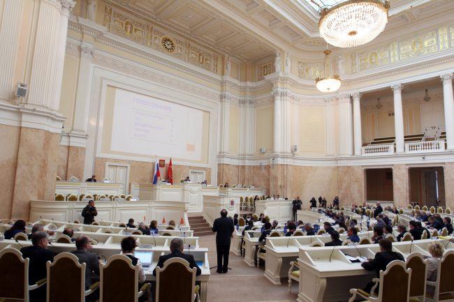 Закс ЗС Законодательное собрание Мариинский дворец