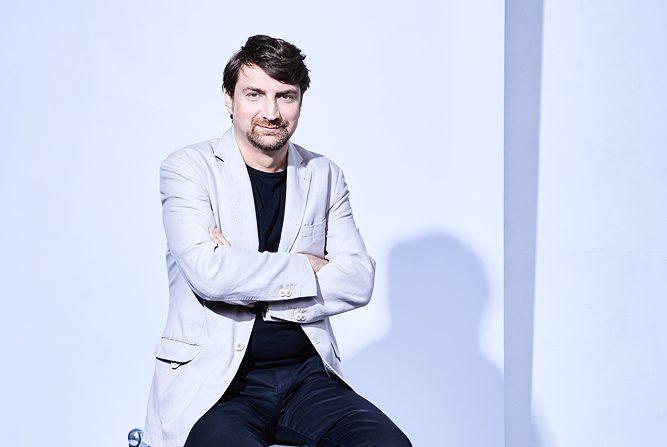 Илья Бортнюк о том, как создаётся большое шоу