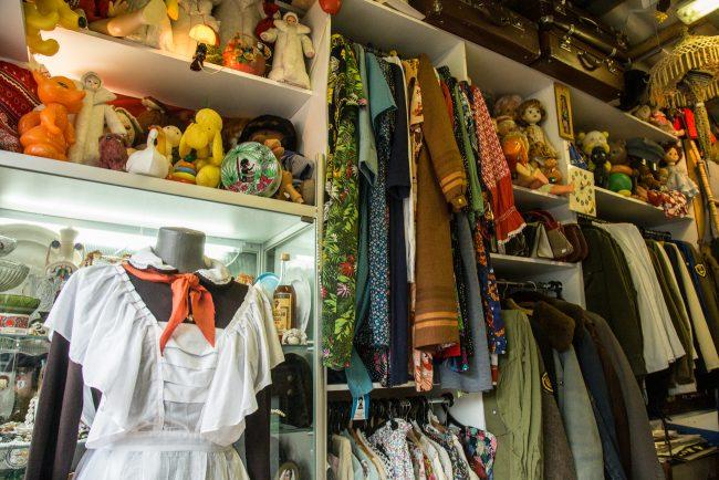 удельный рынок одежда