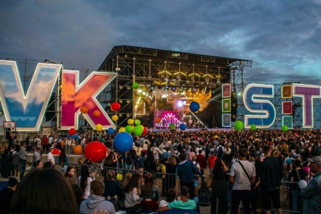 «ВКонтакте» объявила хедлайнеров 3-го VKFest