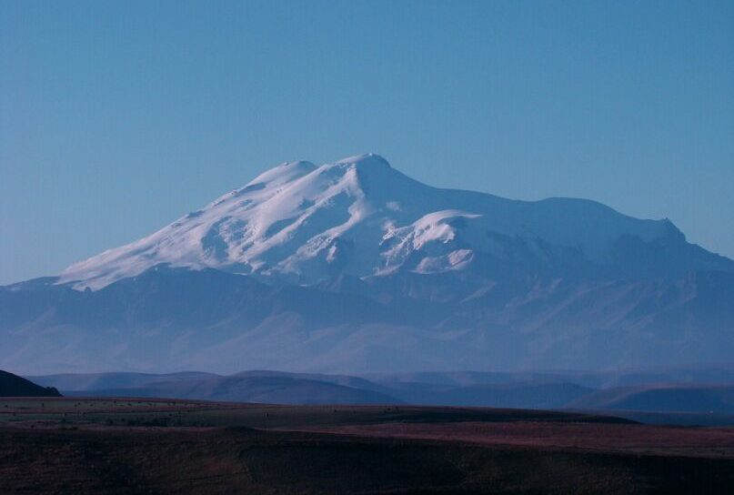 фото 1 эльбрус перевал 2011 Фото Ксения Олиферко