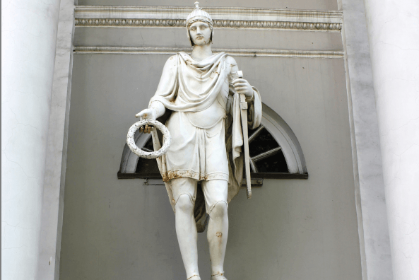 кгиоп2 аничков дворец скульптура