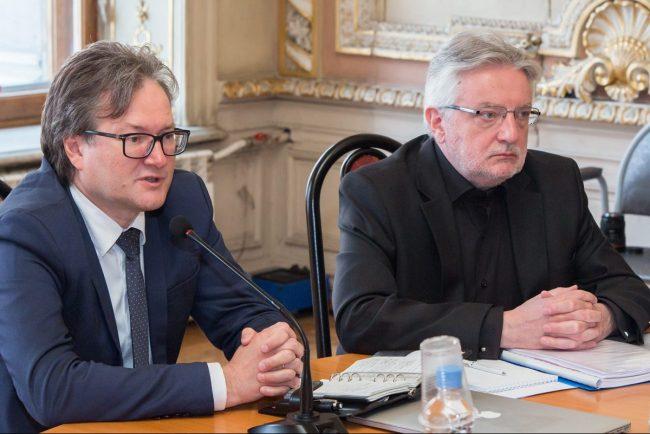 ВЕвропейском университете вПетербурге сказали одосрочной отставке ректора
