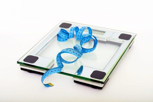 зож весы похудение