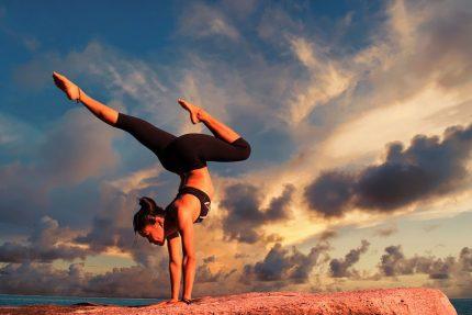 йога тренировка похудеть зож
