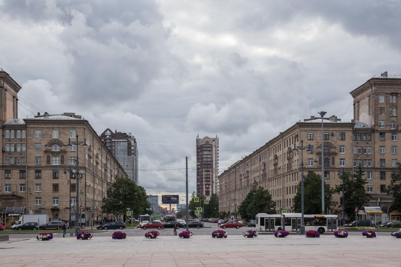 нереализованные проекты петербурга
