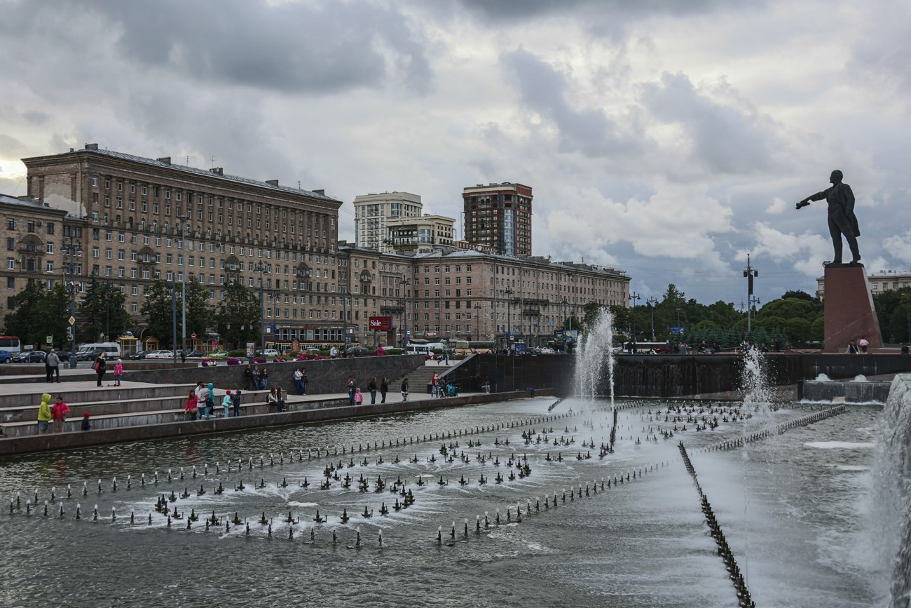 Нереализованные проекты Санкт-Петербурга