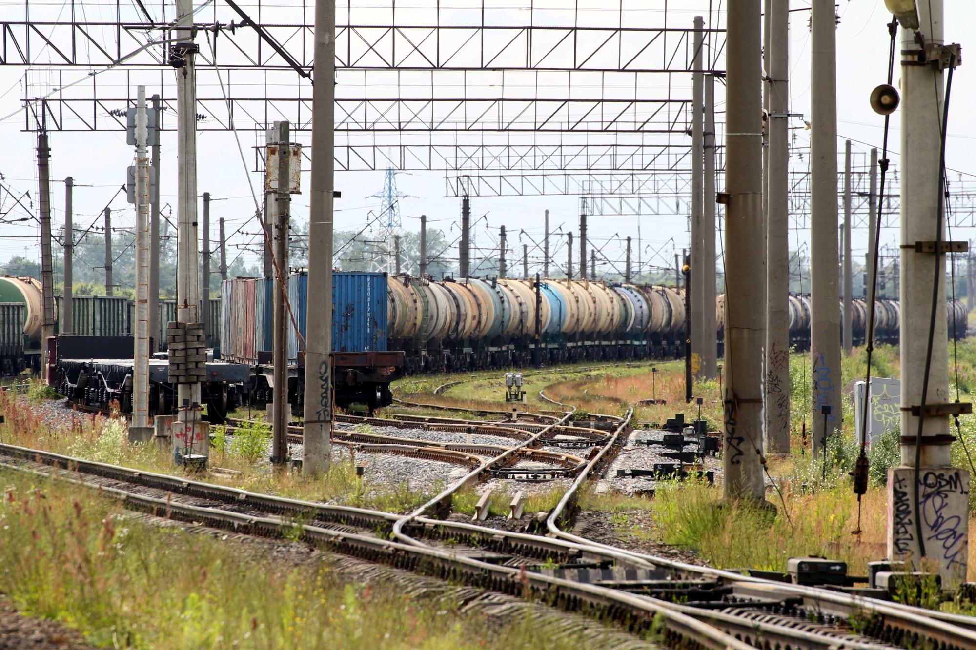 Неизвестные железнодорожные станции Санкт-Петербурга