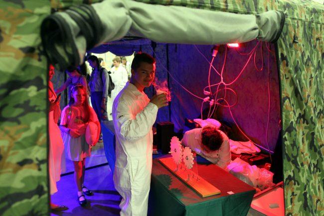 старкон фестиваль косплей фантастика костюмы напитки
