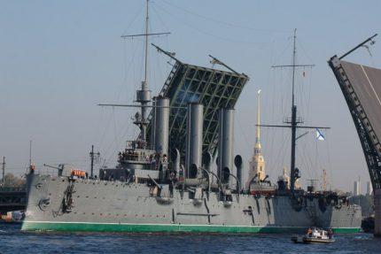 06-21.09.2014 - Аврора уходит на ремонт
