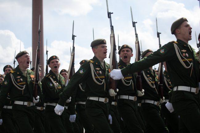 101-09.05.2017 - парад на Дворцовой площади в День Победы