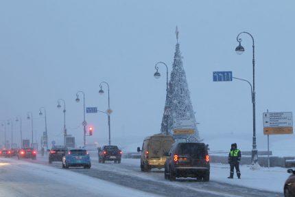 12-17.01.2016 - зима в Петербуге