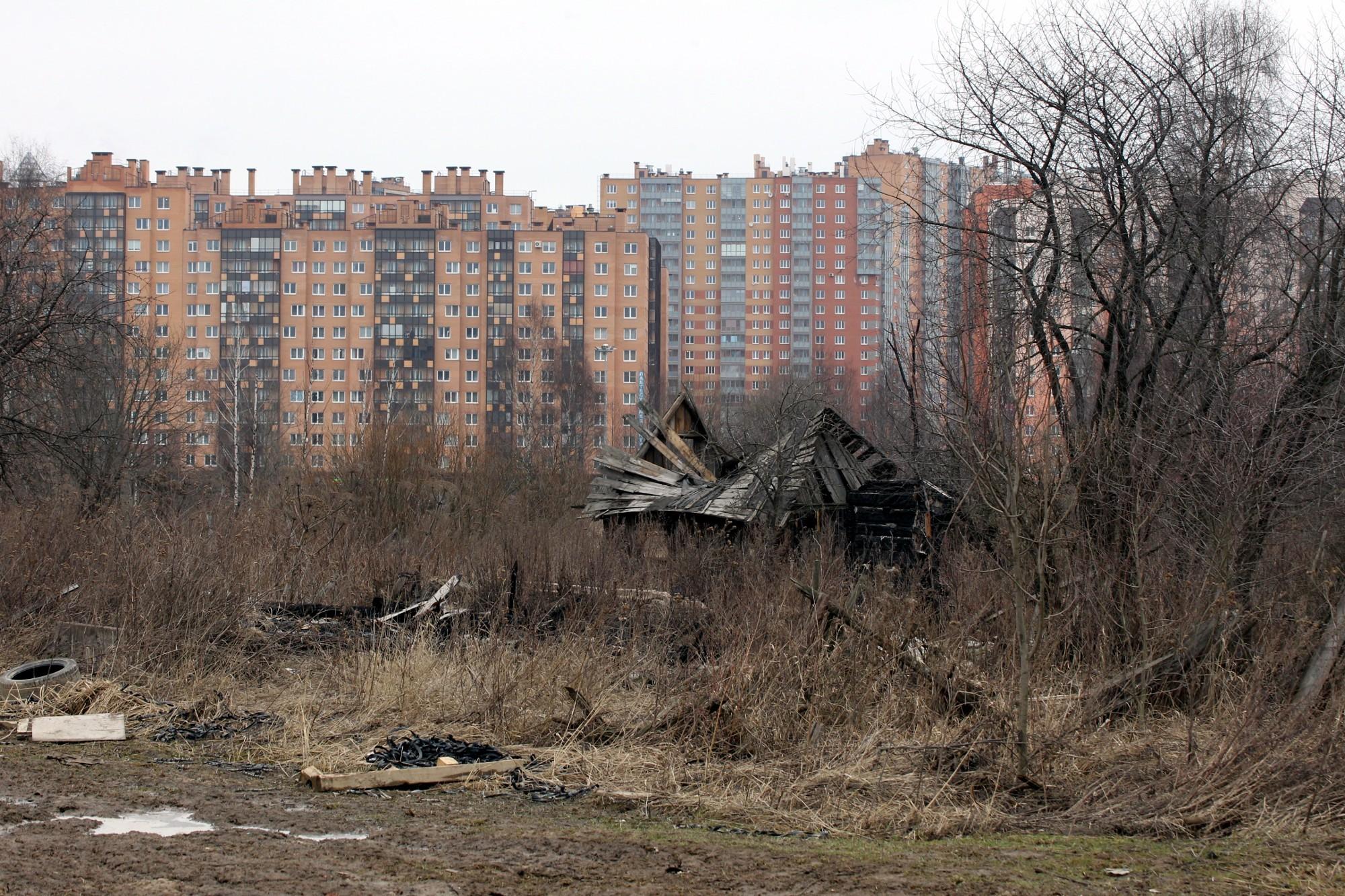 Петербуржские власти раскрыли причину, покоторой Кудрово не будет частью города
