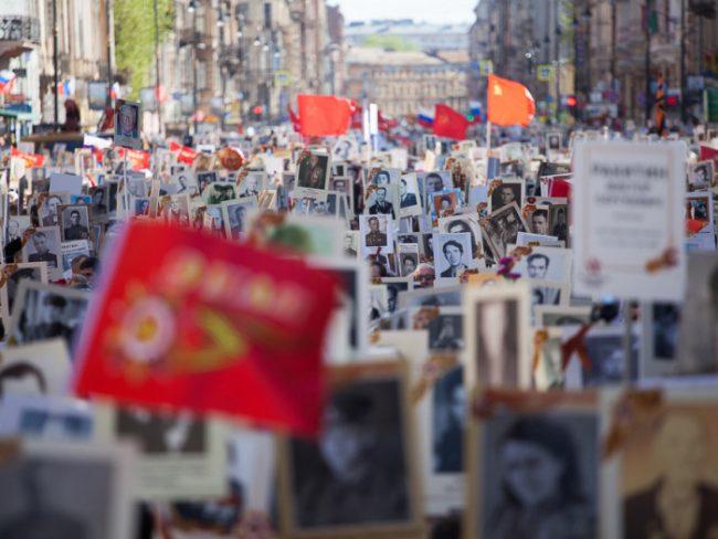 44-09.05.2015 - шествие Бессмертного полка в День Победы