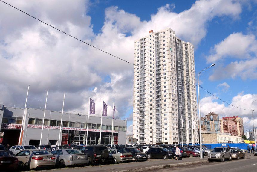 жилой комплекс новостройка проблемный объект ушинского 14