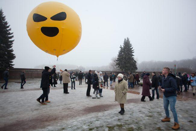 90-28.01.2017 - митинг против передачи Исаакия РПЦ