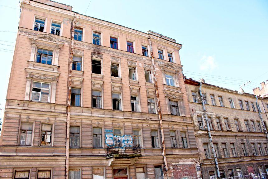 Тележная улица историческое здание