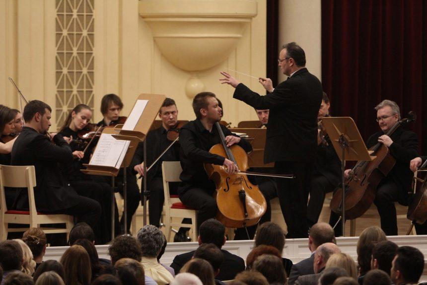 оркестр классика музыка