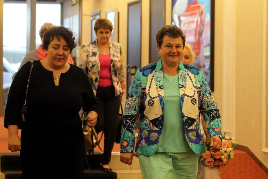 Светлана Орлова губернатор Владимирской области