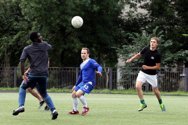 дворовый футбол спорт football-I63F1285