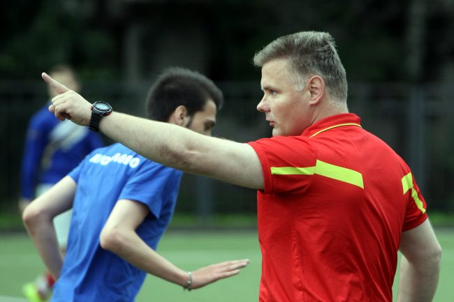 дворовый футбол спорт football-I63F1303