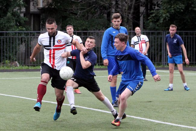 дворовый футбол спорт football-I63F1526