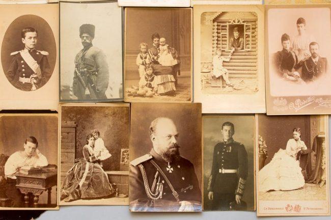 фото романовых династия