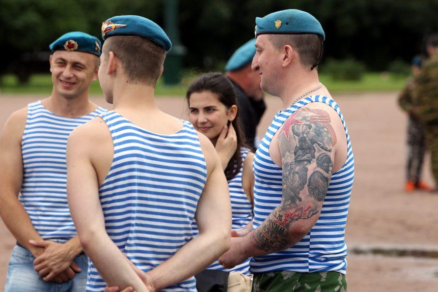 день вдв десантник татуировка