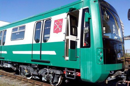 поезд состав метро