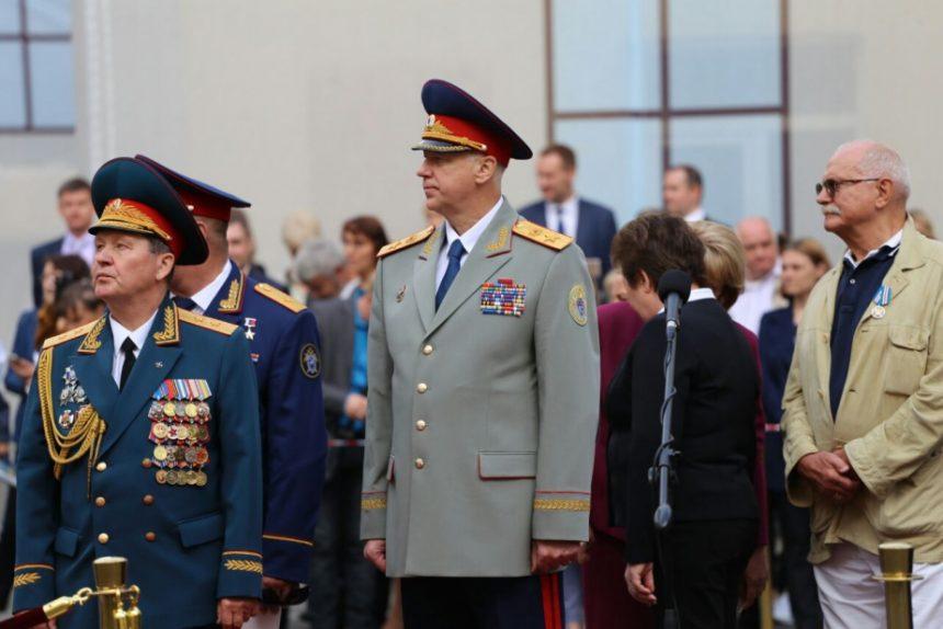 кадетский корпус скр следственный комитет александр бастрыкин никита михалков