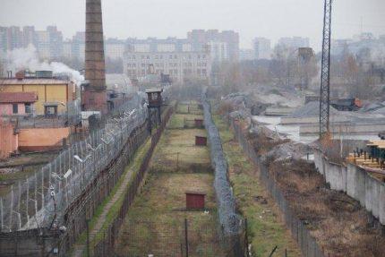 тюрьма исправительная колония 7 яблоновка