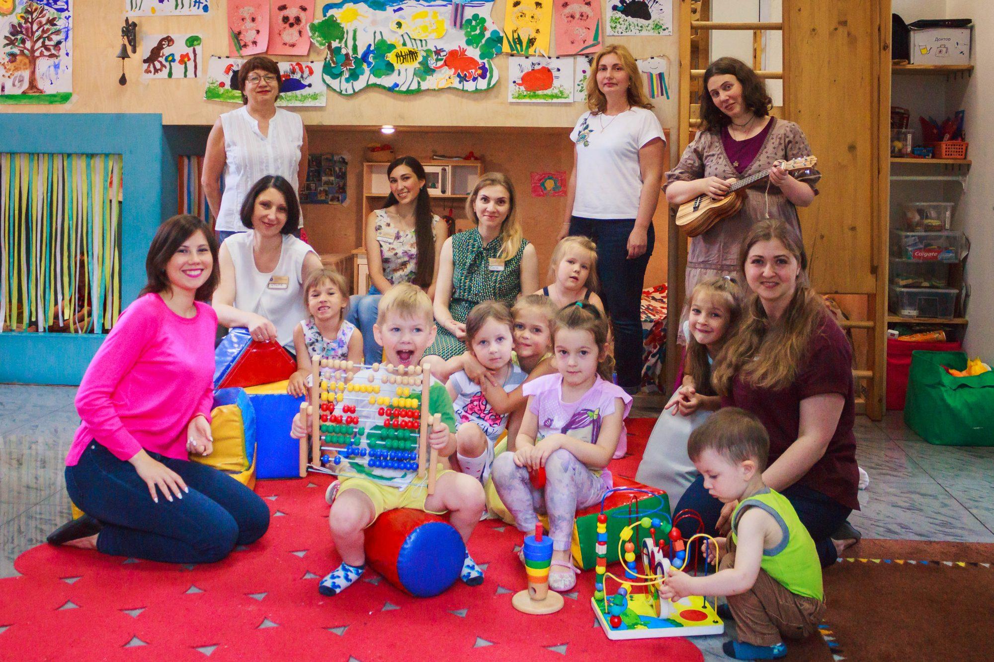 детский центр пломбир