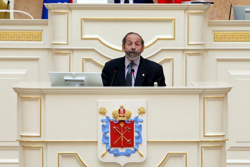 ЗС ЗАКС Законодательное собрание депутат Борис Вишневский
