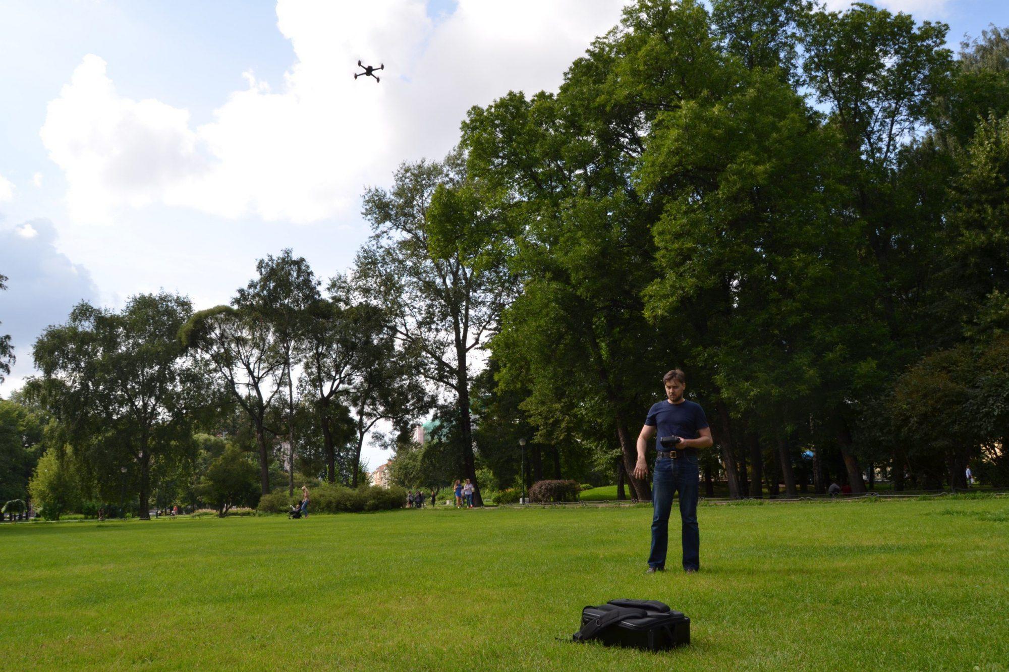 дроны и закон