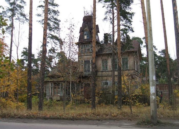 дача кривдиной деревянная архитектура памятник