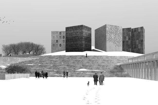 Проект музея обороны и блокады Ленинграда