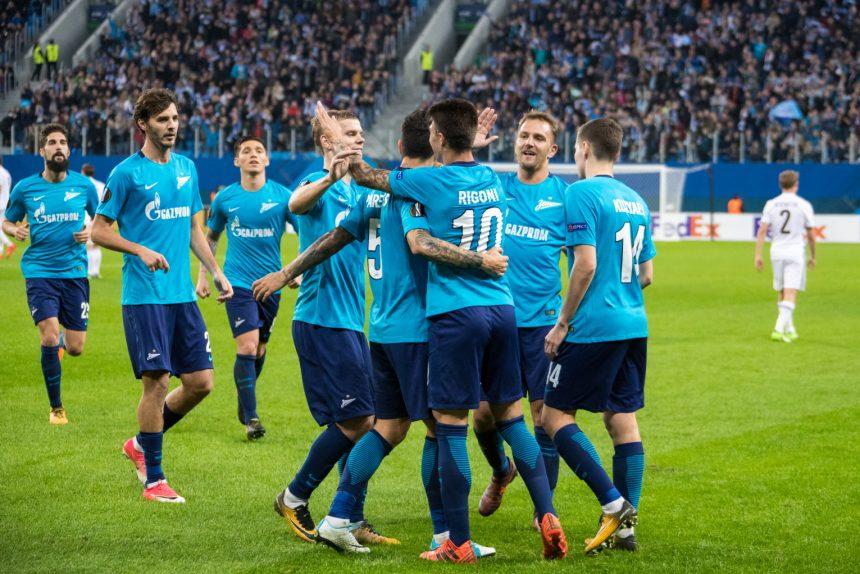 Лига Европы УЕФА 2017/18, «Зенит» — «Русенборг»