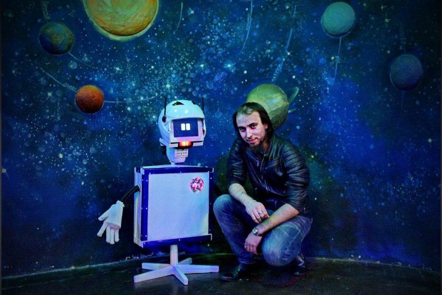 робот планетарий