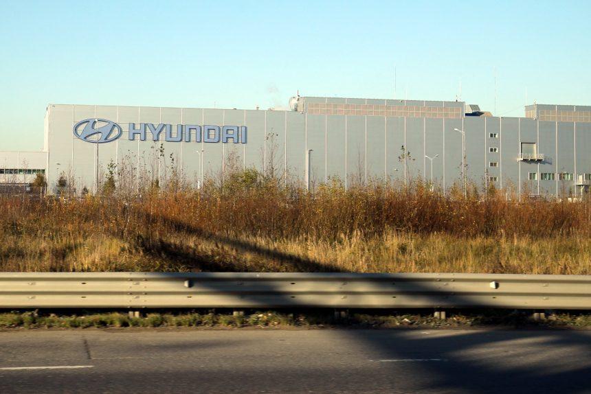 автопром автосборочный завод хёндэ hyundai