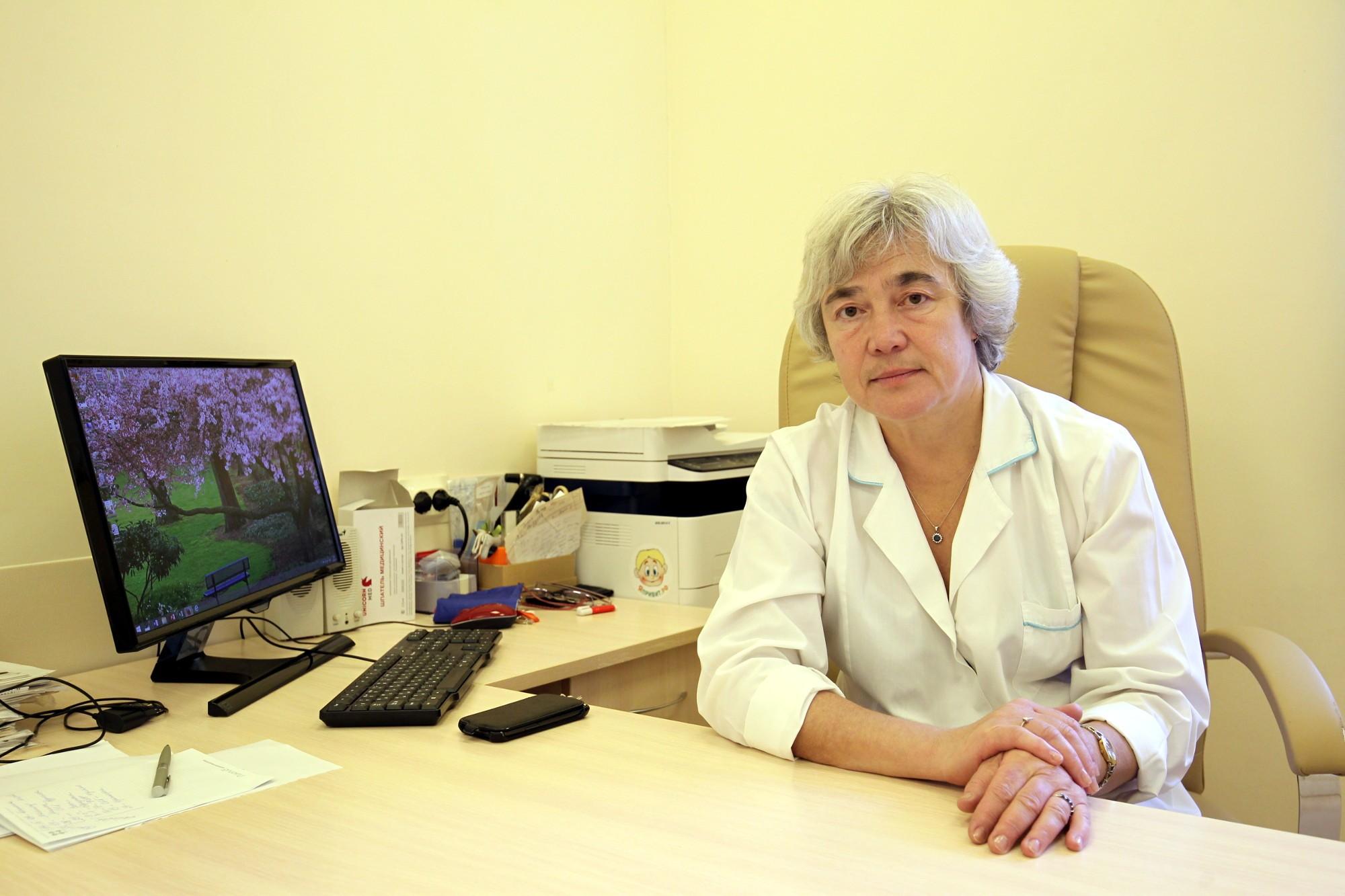 Сусанна Харит руководитель отдела профилактики инфекционных заболеваний ФГБУ Детский научно-клинический центр инфекционных болезней ФМБА