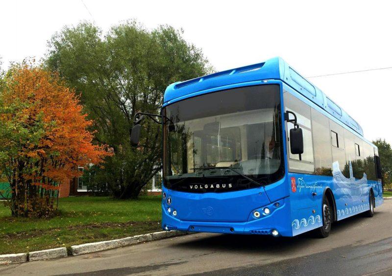 Электробус Волгабас-5270Е «СитиРитм-12Е»