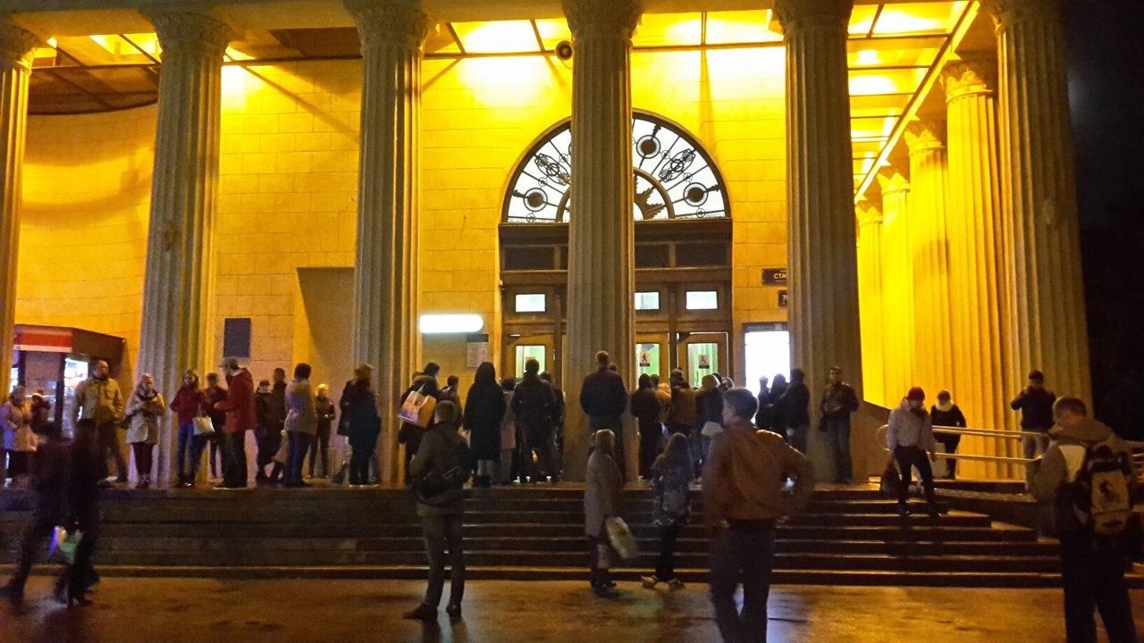 Проверка станции «Кировский завод» длилась неменее часа