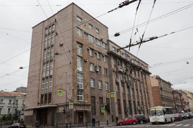 Собор Преподобного Сергия Радонежского всея артиллерии (Литейный проспект, дом 6)