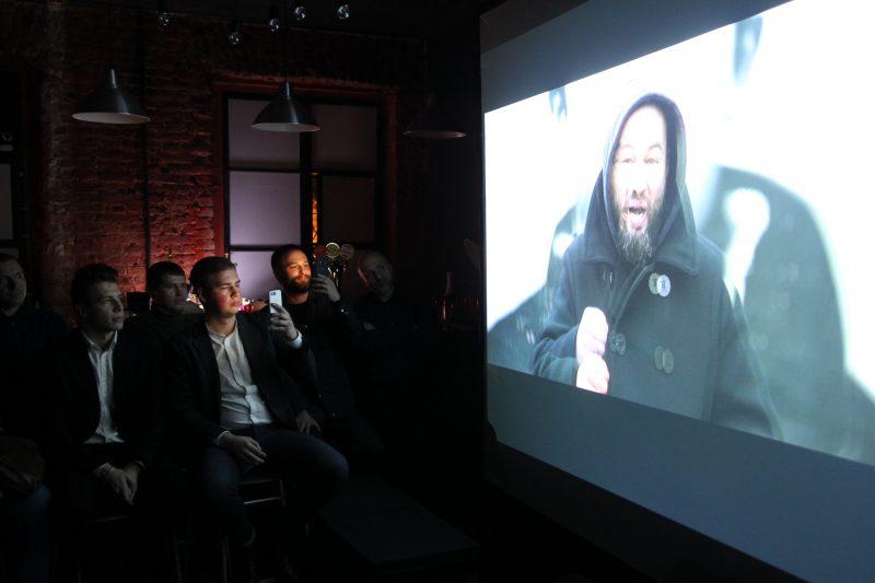 Андрей Анохин площадка Антиверсус рэп клип