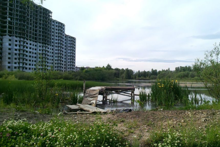 жк дом у озера металлстрой