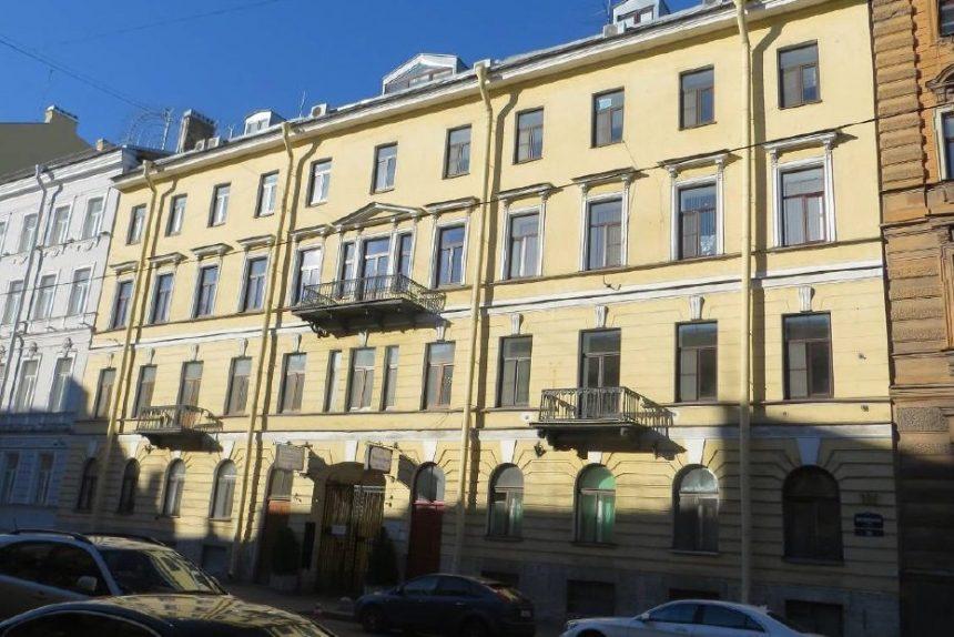 дом князя владимира александровича, миллионная улица