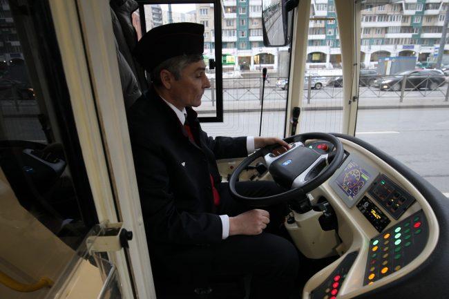 электробус троллейбус 23 автономный ход водитель