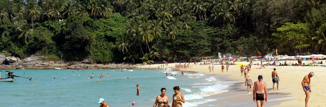 тропики пляж курорт отдых Таиланд
