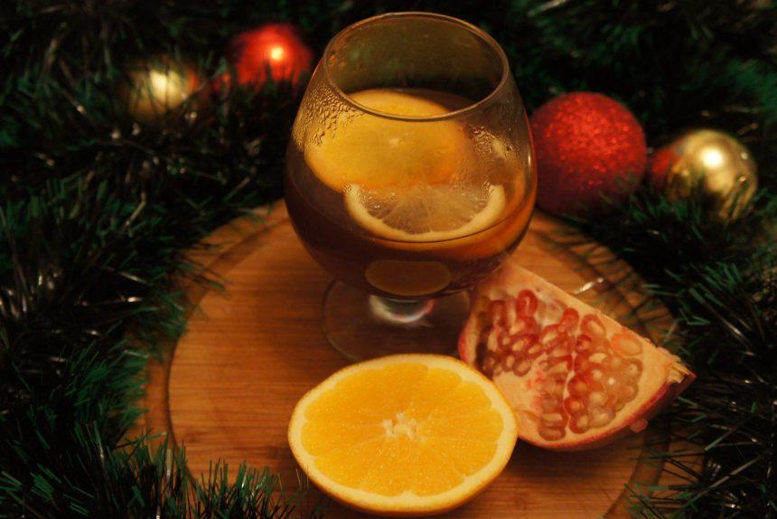 грог рецепты новогодних напитков